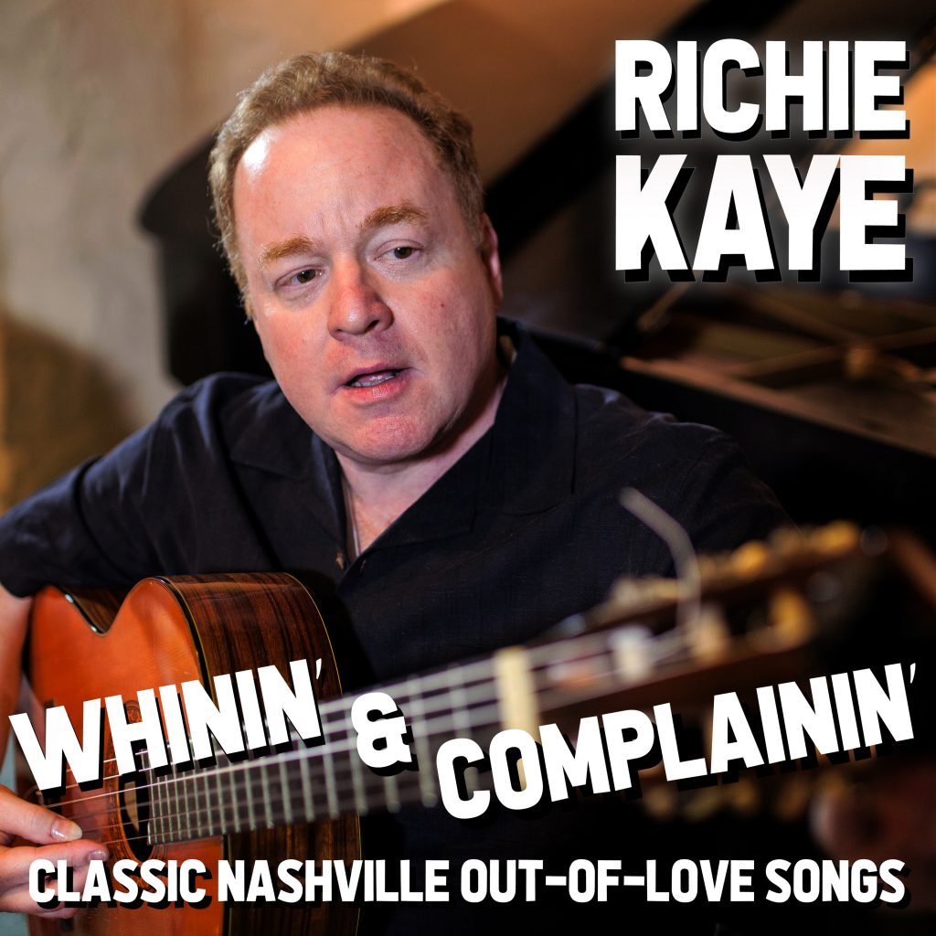 Richie Kaye, Whinin' and Complainin'